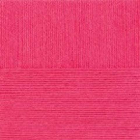 Купить Пряжа Пехорка Детская новинка Код цвета 93- Азалия | Интернет-магазин пряжи «Пряха»
