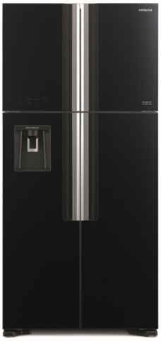 Холодильник side-by-side Hitachi R-W 662 PU7 GBK