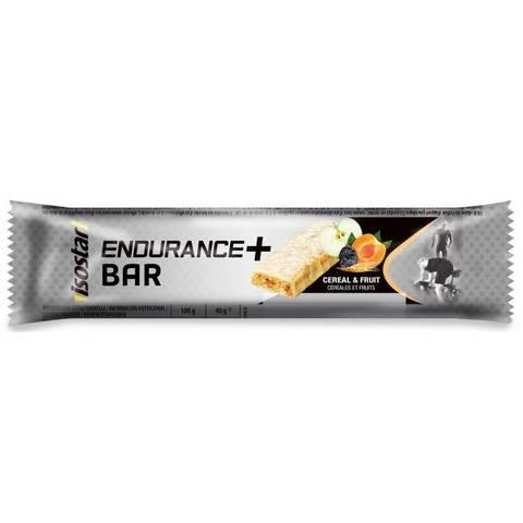 Энергетический батончик Isostar Endurance + Energy Sport Bar Фруктовый микс