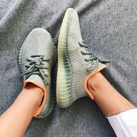 Adidas Yeezy Boost 350 V2 Green/Orange