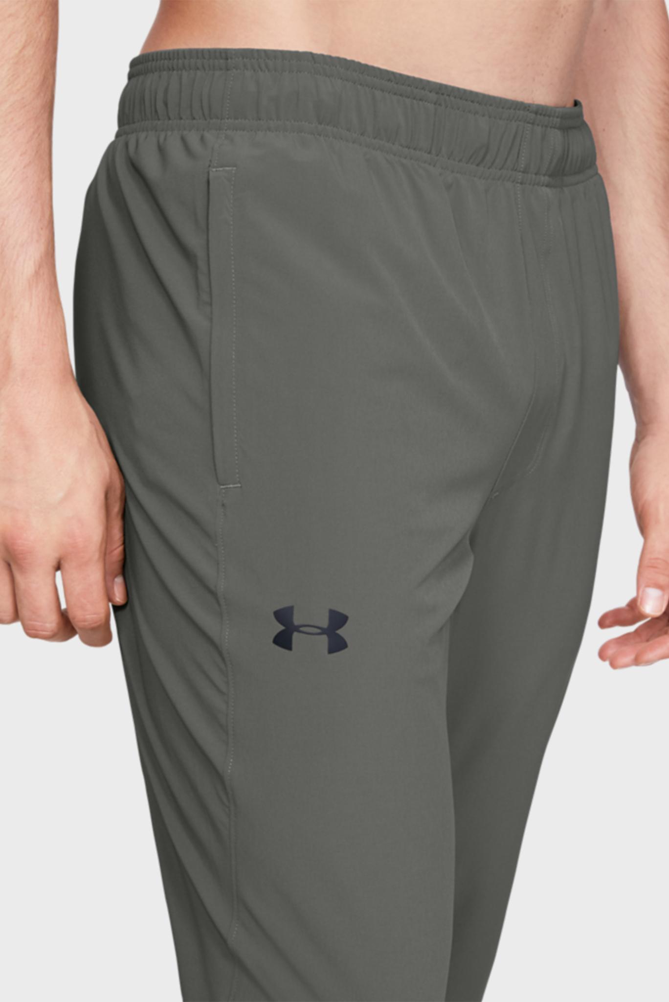 Мужские зеленые спортивные брюки HYBRID Under Armour