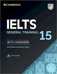 IELTS 15 General Training Students Book with Answers
