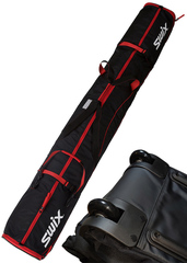 Чехол на колесах для беговых лыж Swix wheeled ski bag (8 XC/2 alpine) 180-215 см