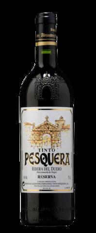 Tinto Pesquera Reserva в деревянной подарочной упаковке