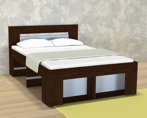 Кровать БЕЛЛРОК-2  2000-1400 /2036*900*1436/