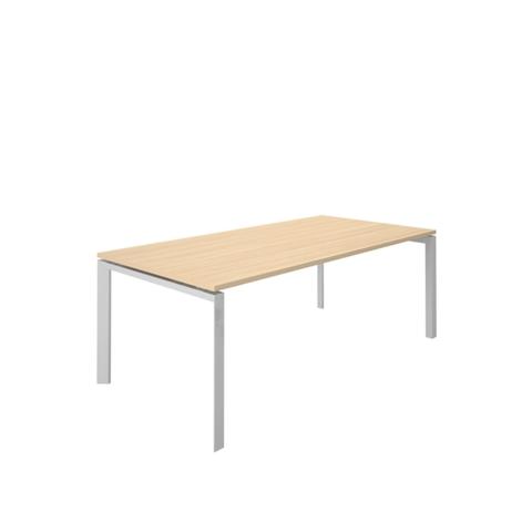 Стол прямой меламин (Orbis)
