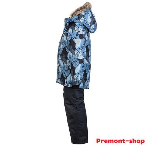 Комплект Premont Зима Кермодский медведь WP82205