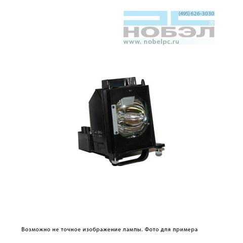 Лампа в корпусе для проектора Lamp Mitsubishi WD60735, WD60C8, WD65735, WD65736, WD65835, WD65C8, WD73735, WD73736, WD73835, WD73C8, WD73C9, WD60737, WD65737 (915B403001) собрана в совместимый ламповый модуль