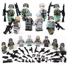 Минифигурки Военных Немецкая Армия серия 322