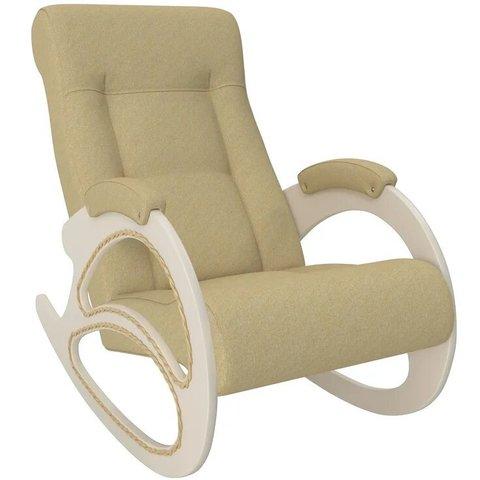 Кресло-качалка Комфорт Модель 4 дуб шампань/Malta 03