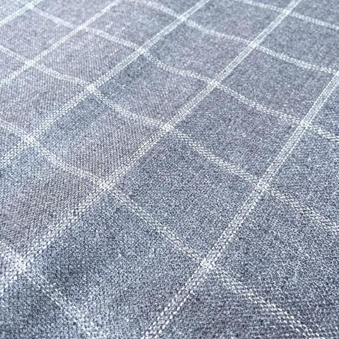 Костюмная ткань Loro Piana светло-серая фото
