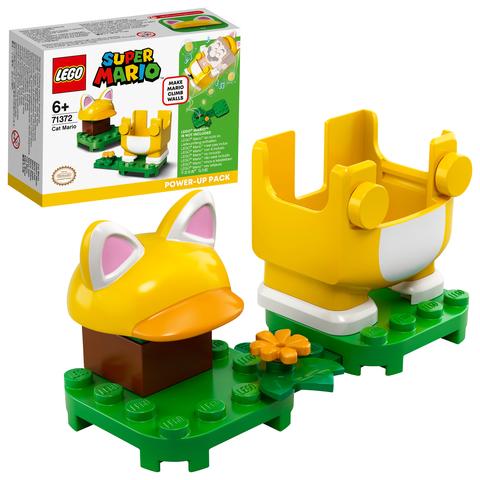 Конструктор LEGO Super Mario 71372 Набор усилений Марио-кот