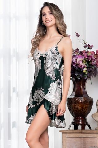 Сорочка женская шелковая  Mia-Amore AGATA АГАТА 3701