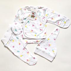 Mini Fox. Комплект для новорожденных 3 предмета, мороженое