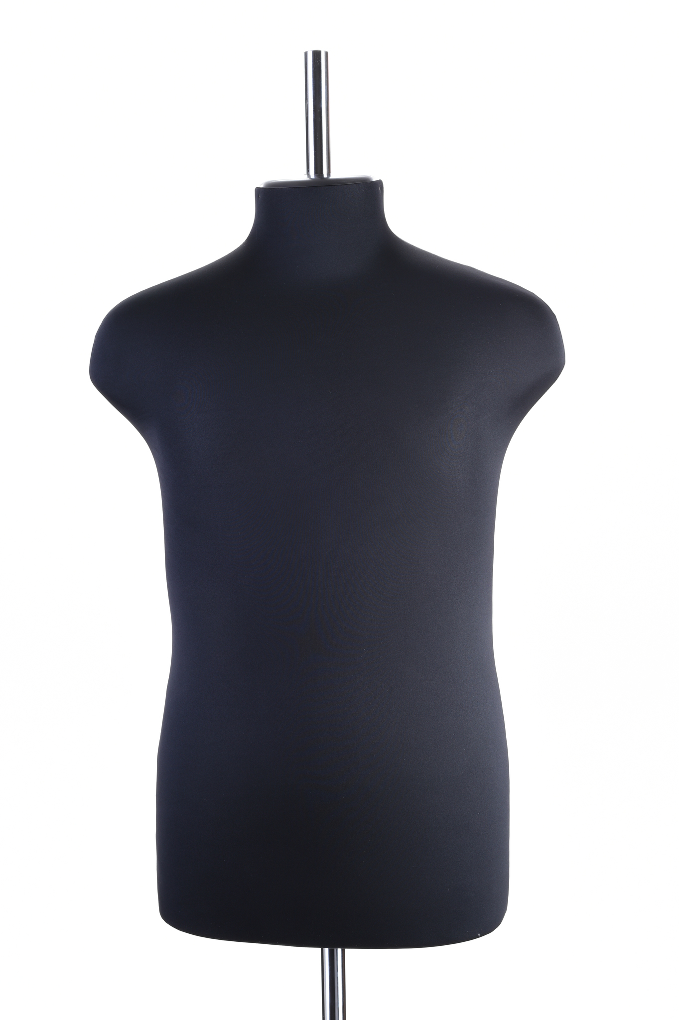 Манекен портновский мужской 50 размер ОСТ (черный)