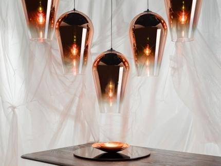 Подвесной светильник копия FADE by Tom Dixon (золотой)