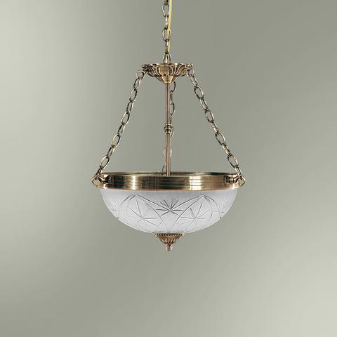 Светильник подвесной на 2 лампы диаметр 300 мм  21/2П ТАМЕРЛАН
