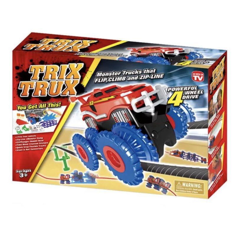 Игрушки Канатный трек Монстр-трак с одной машинкой Trie Trul kanatnyy-trek-monstr-trak-s-odnoy-mashinkoy-trie-trul.jpg
