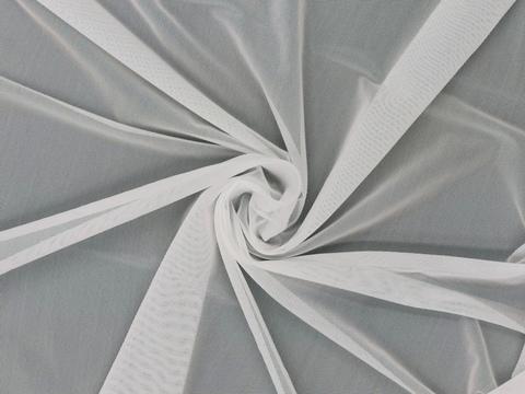 Эластичная сетка, белый