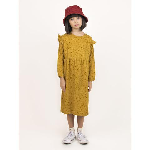 Платье Tiny Dots Mustard