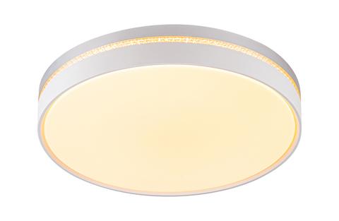 Потолочный светильник Escada 10224/S LED*72W White/Silver