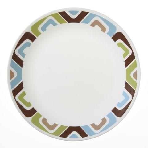 Тарелка обеденная 26 см Squared, артикул 1074233, производитель - Corelle