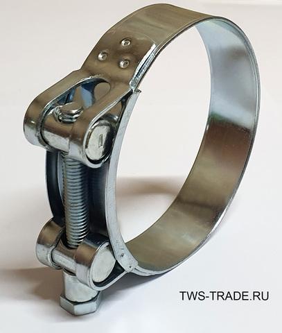 Хомут РОБУСТ 175-187 мм силовой