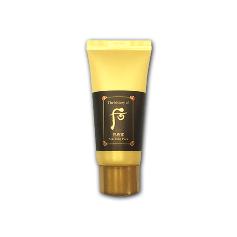 The History of Whoo Nok Yong Energy Mask