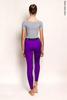 Леггинсы Zi'ффирус colour   фиолетовый