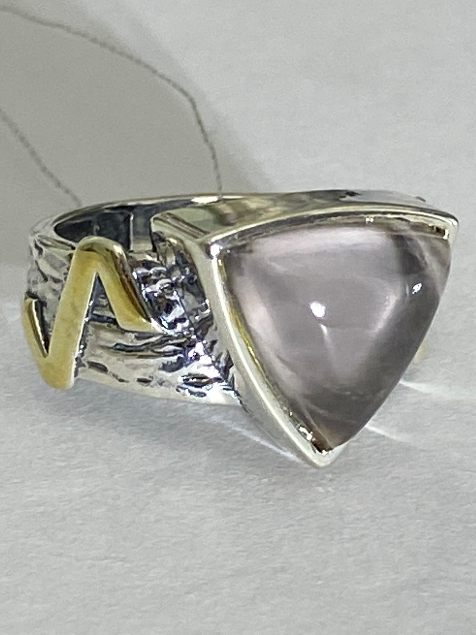Зара (кольцо из серебра)
