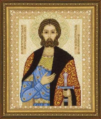 Набор для вышивания крестом «Св. Александр Невский» (1424)