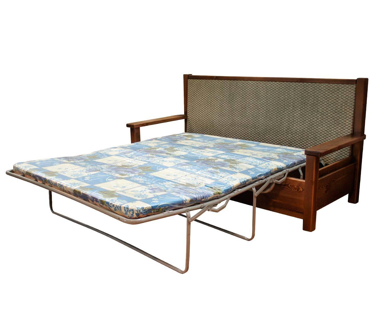 диван 3-местный Сказка, спальное место 150х190 см