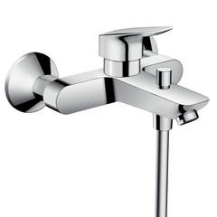 Смеситель для ванны однорычажный Hansgrohe Logis 71400000 фото