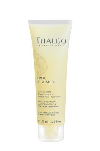 Thalgo Очищающее Гель-масло для снятия Макияжа с трансформирующейся текстурой