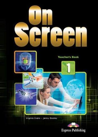 On Screen 1. Teacher's Book  (International). Книга для учителя
