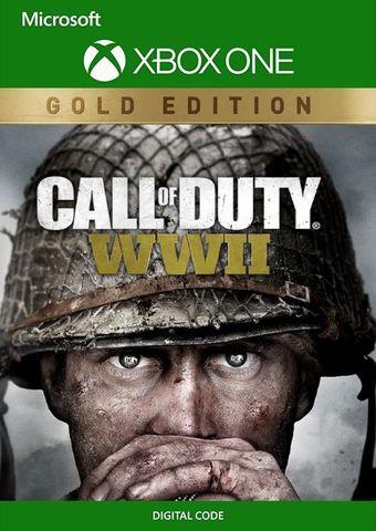 Xbox Store Россия: Call of Duty: WWII - Gold Edition (Xbox One/Series S/X, цифровой ключ, русская версия)