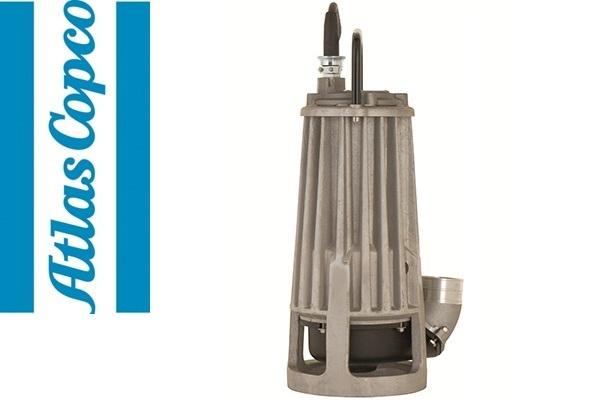Грязевой насос WEDA 60S 400В-3ф-50Гц ZINC