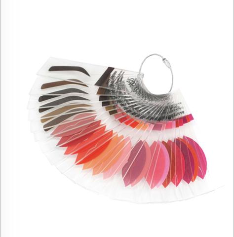 Цветовая палитра из пигментов AS COMPANY