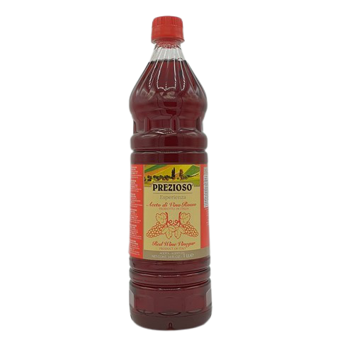 Уксус винный красный 6% PREZIOSO ESPERIENZA, 1 л