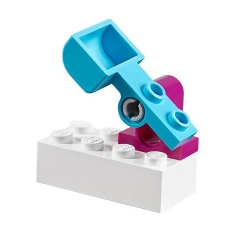 LEGO Juniors: Игровая площадка Эльзы и Анны 10736 — Anna & Elsa's Frozen Playground — Лего Джуниорс Подростки