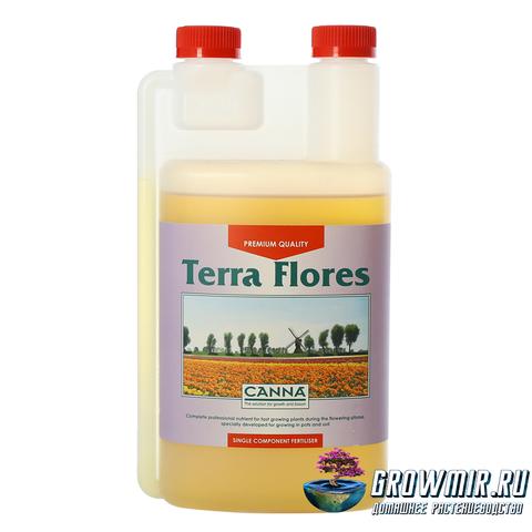 CANNA TERRA FLORES 1л