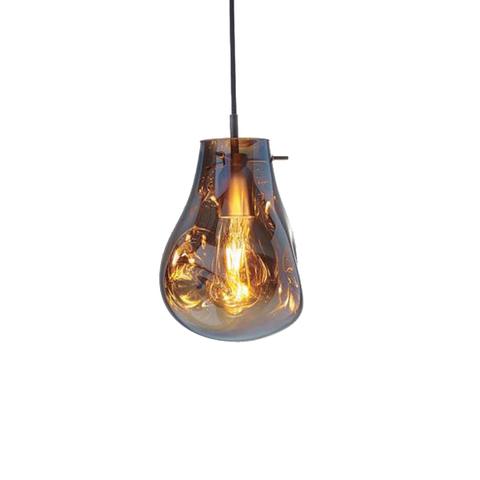 Подвесной светильник копия Soap by Bomma (янтарный)