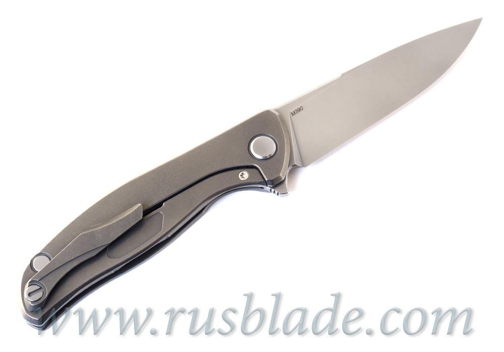 Shirogorov F95 FS SLIM Nudist M390 - фотография