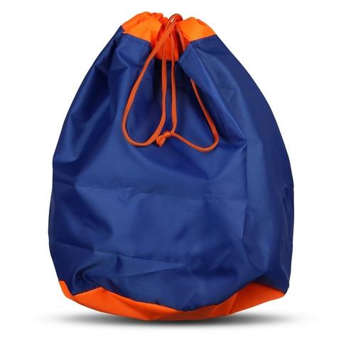 Чехол для мяча гимнастического  INDIGO SM-135 Синий 40*30см