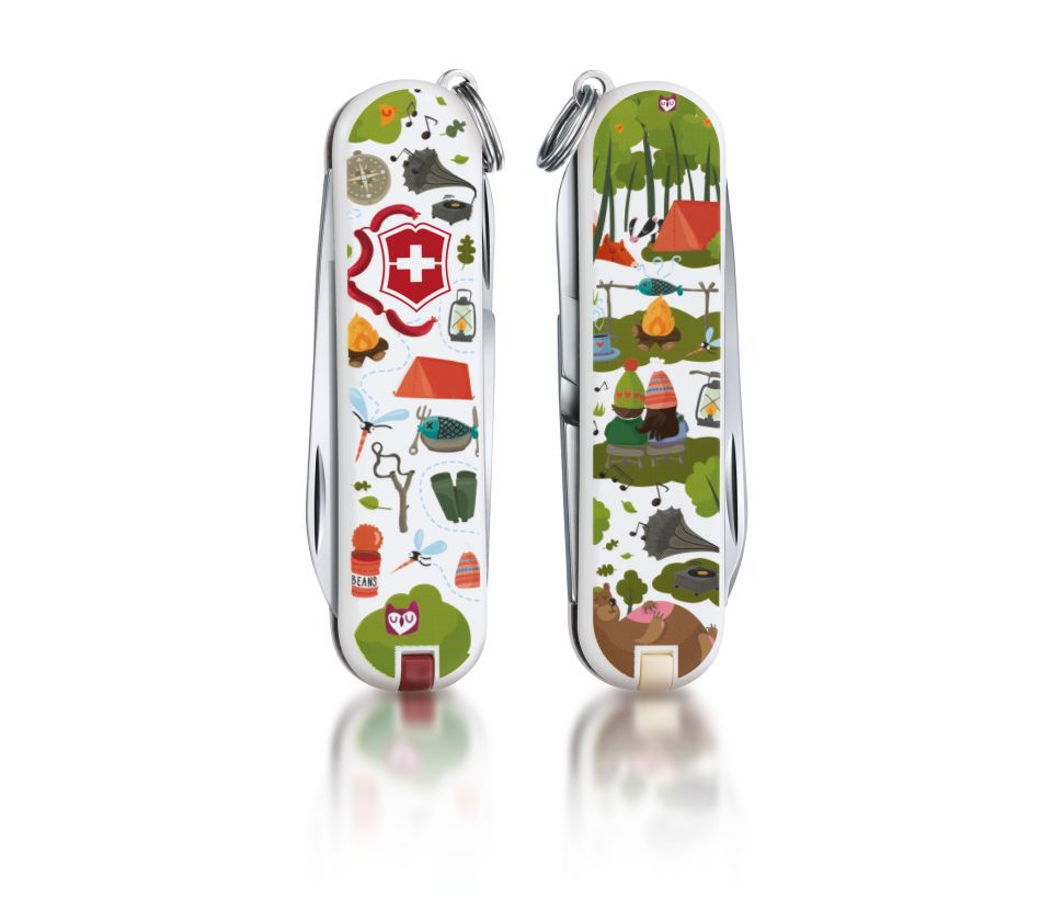 Victorinox Classic LE 2015 Nature Adventure (0.6223.L1505)