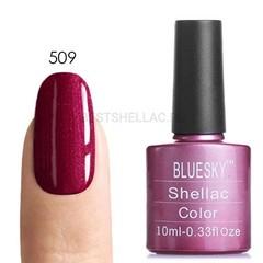 Гель-лак Bluesky № 40509/80509 Red Baroness, 10 мл