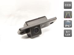 Камера заднего вида для Skoda Octavia Tour Avis AVS326CPR (#014)