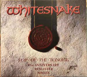 WHITESNAKE: Slip Of The Tongue (30Th Anniversary)