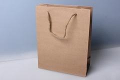 Подарочные пакеты - КРАФТ однотонный 8 х 11 х 5