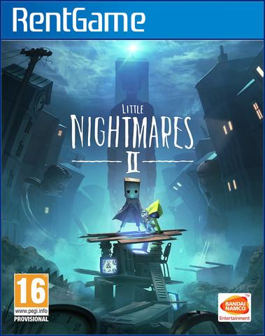 Little Nightmares II Deluxe Edition PS4 | PS5